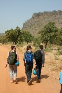 Friends in Mali